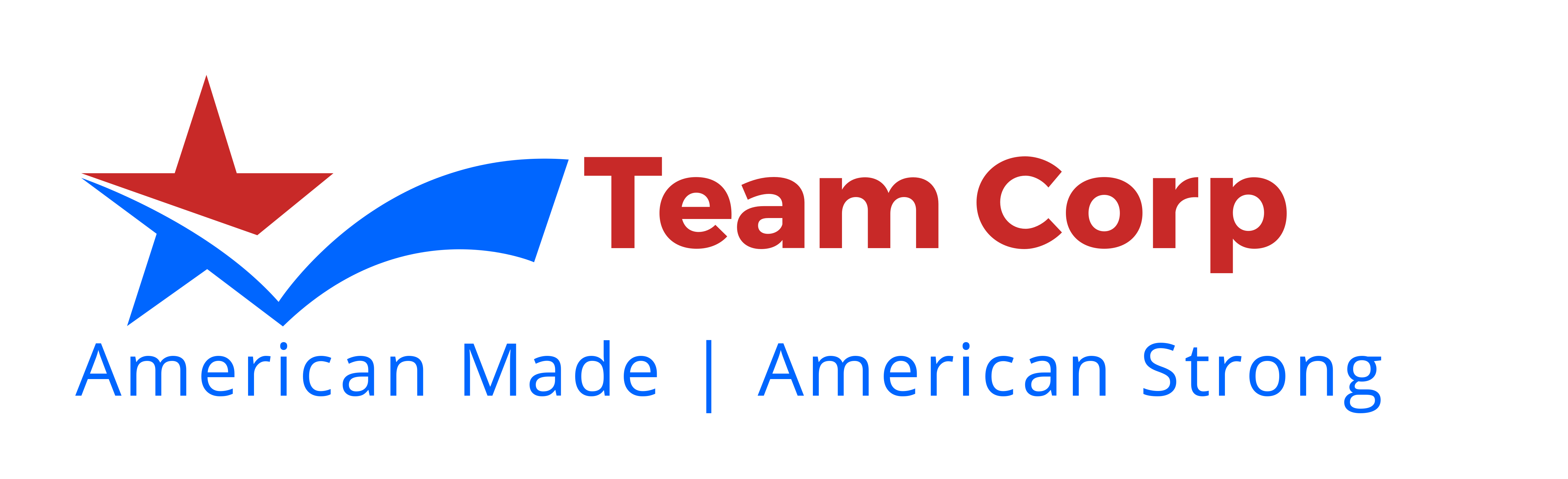 TeamCORP. American Made. American Strong.