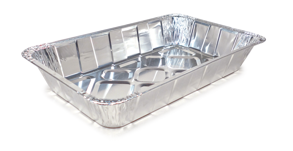 Full-size Deep Aluminun Pan
